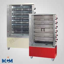 Rôtissoire verticale MCM 6EG
