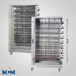 Rôtissoire verticale MCM 8EG