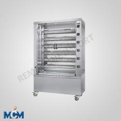 Rôtissoire compact MCM 6 EGC