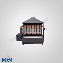 Rôtissoire à feu de bois 1 broche MCM A1/5