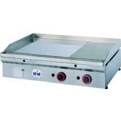 Plancha chrome dur thermostatique MCM FC-60