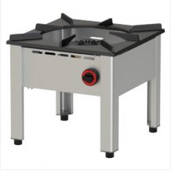 Réchaudde table à gaz de table - 1 feu vif