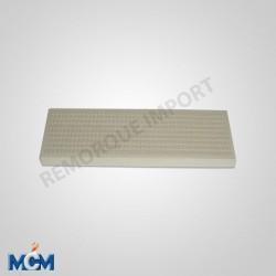 Briquette pour radiant MCM 174 mm x 59.5 mm