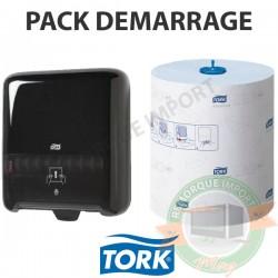 Pack démarrage Distributeur d'essuie-mains manuel Tork Matic - H1+ Rouleau